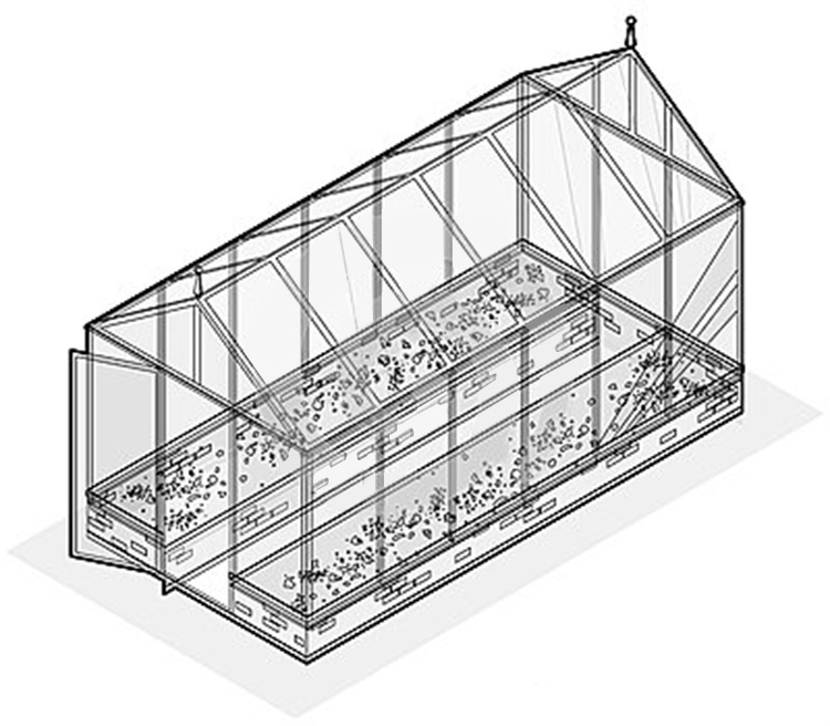 outlined-greenhouse-glass
