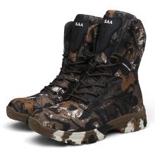 Outdoor Special Soldier Camouflage Klettern Arbeitsstiefel