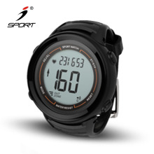 Classic Heart Rate Monitor Calorie Calculate Sports Style Best Workout Watches