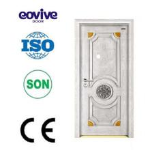 Buena calidad puerta material pvc persiana
