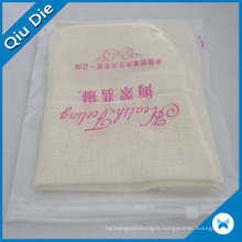 China Factory Supply Transparent EVA Garment Packaging Bag