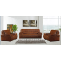 Reddish brown modern hotel office furniture high quality office sofa