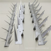 Anti climb wall spike manufacturing wall fencing spike