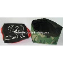 Dog Bowl Food Water Waterproof Portable Pet Bowl