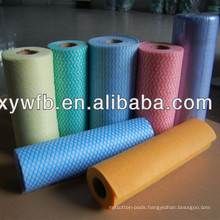 color wiper roll