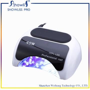 48 Watt Power UV & LED Nagel Lampe Aushärtung Hand Nagel Trockner