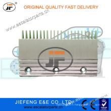 JFThyssen AVANT Escalator Comb Plate Côté Gauche L = 191 * W115.5mm, 22T Plaque de Peignoir Escalator