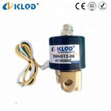 High Temperature High Pressure EPDM Sealing 2WH012-06 Solenoid Valve