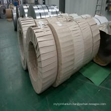 201/301/304/316 1/2h 3/4h Fh Eh Seh Precision Stainless Steel Strip