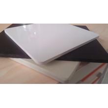 1.22 * 2.44cm PVC-Brett, PVC-Schaum-Brett (Superweiß, max 2.05 * 3.05m großes Brett)
