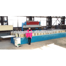 LS-1000-840 automatic color steel glaze metal roofing machine
