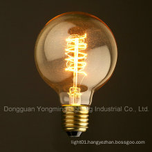 25W 40W 60W G95 Edison Bulb, 64 Anchors Lighting Bulb
