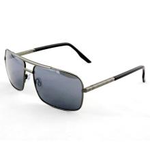 Модные промоутеры Поляризованные ретро металлические солнцезащитные очки для мужчин