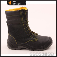 Industry Leather Safety Boots with High Cutting Upper (Sn5269)