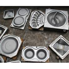 Moldes da compressão da multi cavidade dos utensílios de mesa da melamina (MJ-018)