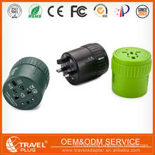 2017 business gift mobile travel adapter travel usb charger NT680