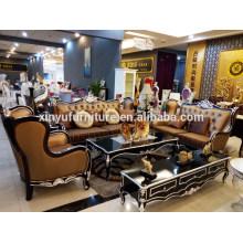 Luxury new classical sofa set design XYN2614
