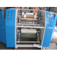 Máquina de cortar y rebobinar de la película del estiramiento