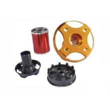 Servicio de torneado de piezas de mecanizado CNC