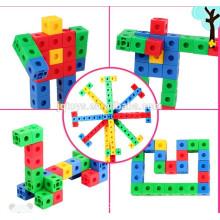 2015 new item Desarrollar inteligencia de juguete educativo de conexión de bloques