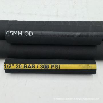 Bobine flexible de tuyau d'eau de tuyau d'eau de tuyau d'eau chaude de prix bas de l'eau 100m