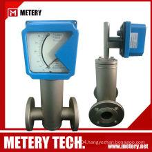 Metal tube rotameter flow meter