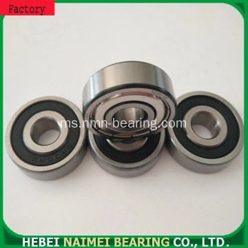 6200-ZZ / 2RS Deep Groove Ball Bearing Radial
