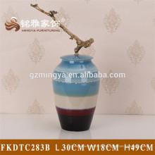 Articles décoratifs de décoration de ciment en béton en béton antique en céramique antique en style chinois