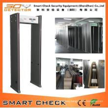 Cheap Metal Detector 6 Zone Walk-Through Metal Detector Walk Through Metal Detector