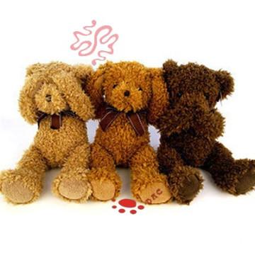 peluche expression nounours