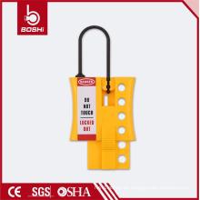 BOSHI heißer Verkauf Hasp-Verschluss BD-K45, industrielle Sperrhaspel für Aussperrung mit CE ROHS