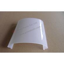 Perfil de extrusão PC superfície lisa para diodo emissor de luz
