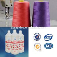 Gute Qualität SGS und ISO genehmigt billig Silikon Thread Öl basierte Schmiermittel Nähmaschine Öl und Schmiermittel