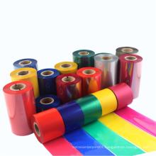 NX254 Custom 30mm-220mm wash resin ink ribbon thermal transfer ribbon for printer ribbon