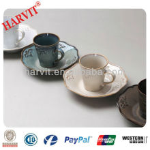 China Reactive Cups and Saucers/Giant Cup and Saucer/Tea Cup and Saucer