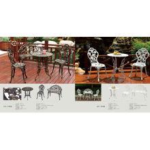 Outdoor Cast Aluminium Table (HY-T008)