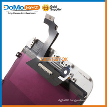 Good price replacement lcd screen display with touch screen digitizer and frame for iPhone 6