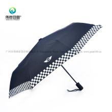 Custom Printing Logo Fold Parasol