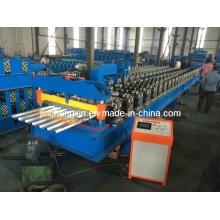 Машина для производства листовых панелей