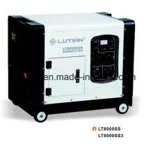 Gerador a gasolina tipo Lutian 6.5 kW