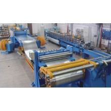 SS / GI / HR / CR Steel Coil Slitting Machine Line