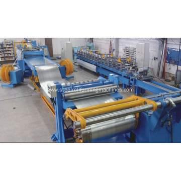 Mini Slitting line roll forming machine