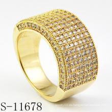 Joyería femenina del anillo de la manera de la plata esterlina del 100% 925 (S-11678)
