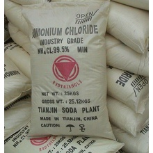 Tianjin Red Triangle Brand Ammonium Chloride 99.5%