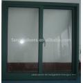 spätestes Entwurfsschwingen öffnen doppeltes gehangenes Aluminiumfenster