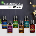Blend Set 6 Pure Essential Oil 10ml