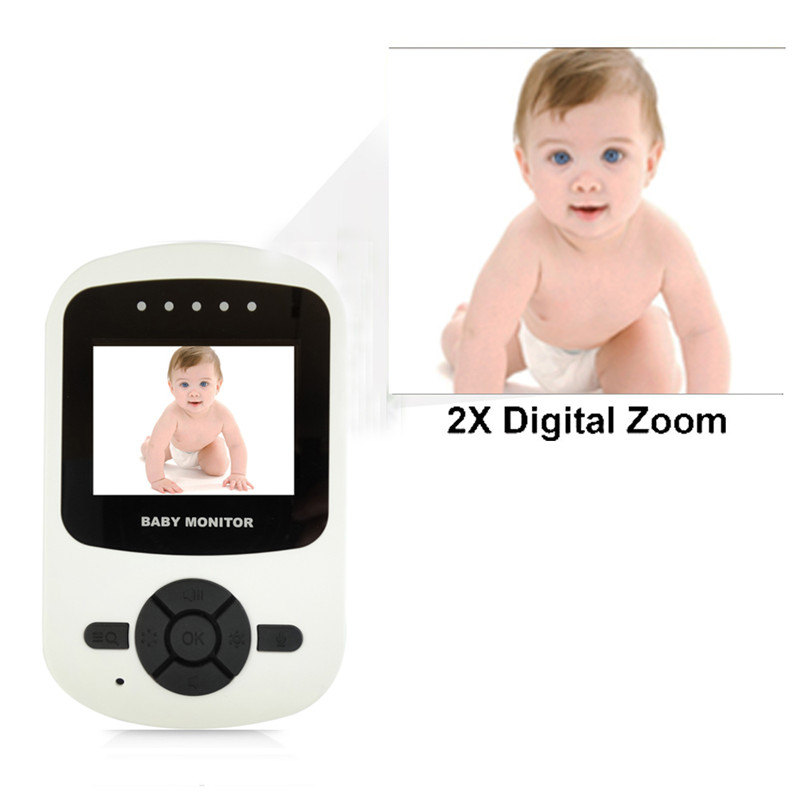 Digital Infant Baby Monitor