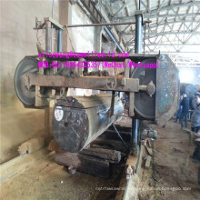Máquina aserradora horizontal de gran tamaño de la sierra de banda en venta caliente