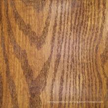película de laminación de pvc de grano de madera para muebles