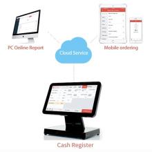 Software de restaurante Android com serviço em nuvem